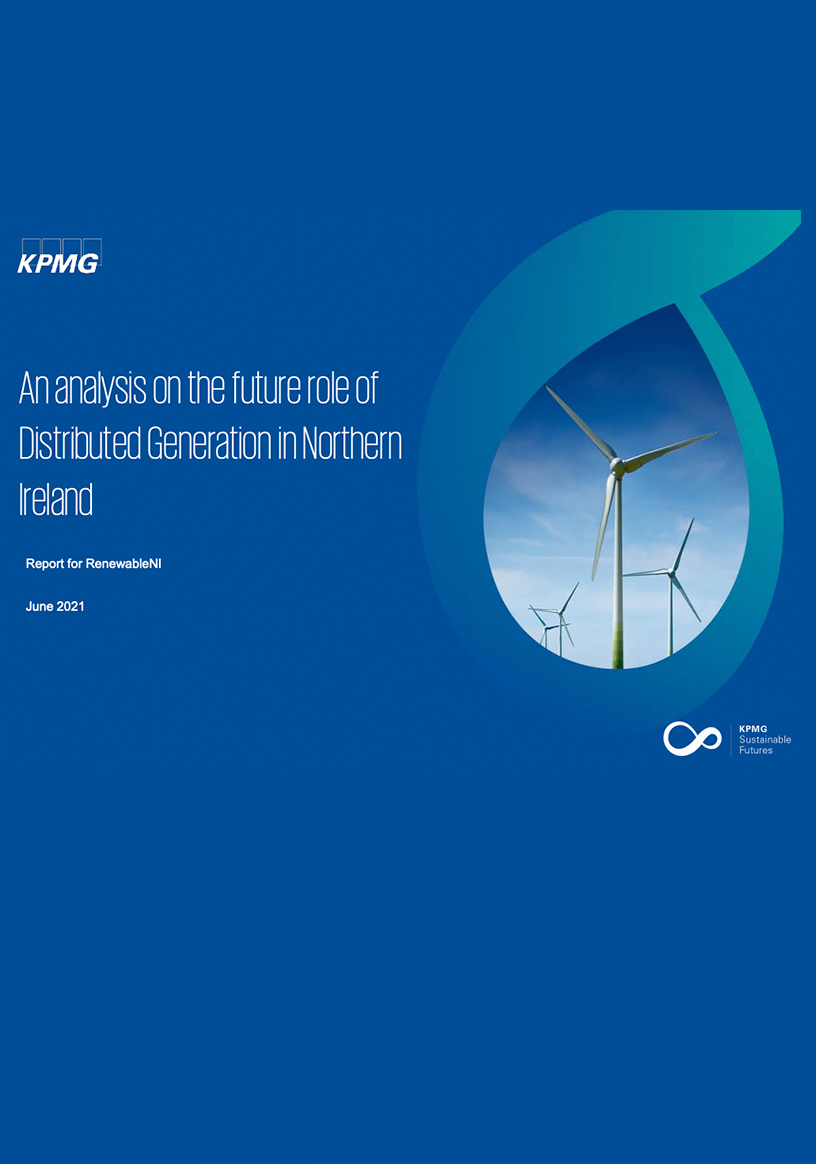 An analysis on the future role of Distributed Generation in Northern Ireland